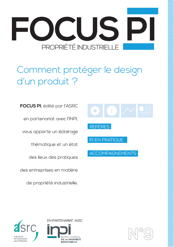 Focus PI #9 - Protection du design